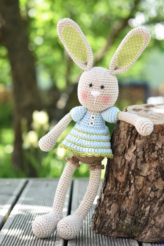 Frilly Pants Bunny Amigurumi And Crochet Patterns Lilleliis