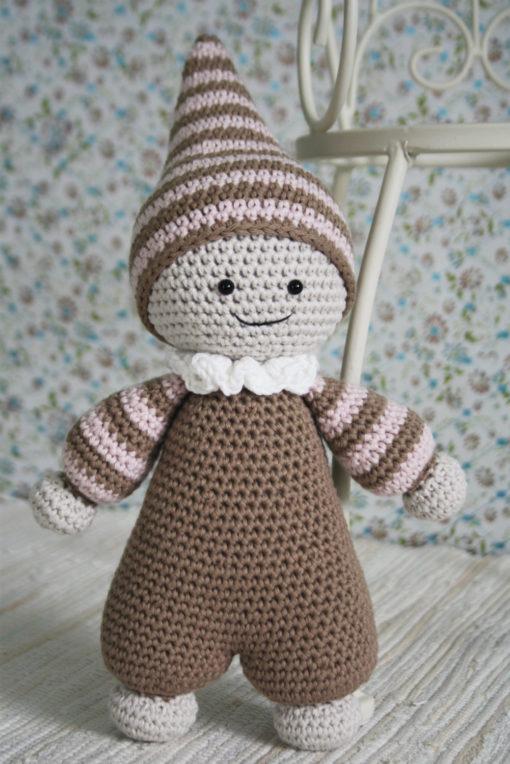 amigurumi pattern cuddly baby