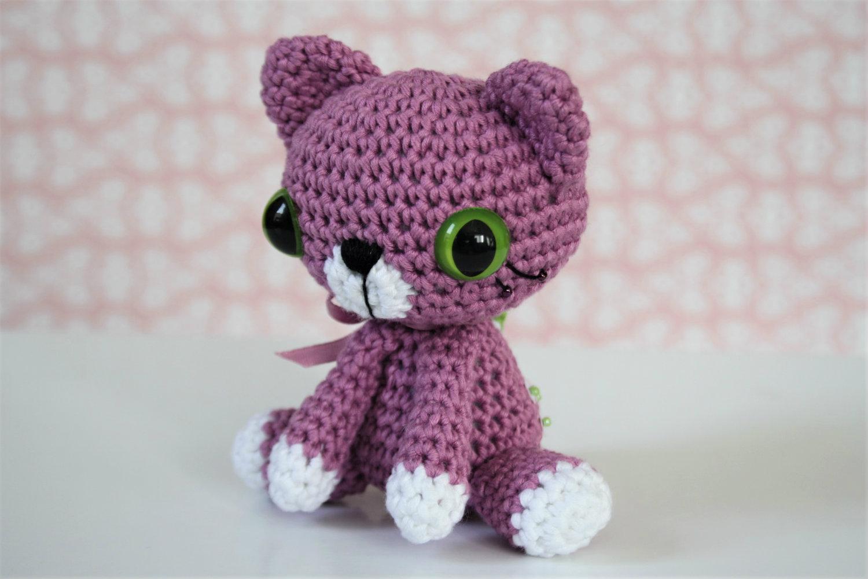 amigurumi little kitty