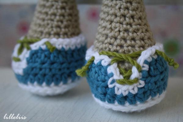 Jack & Harvey Bundle - Crochet Amigurumi Boy Doll Pattern - 2x PDF ... | 401x600