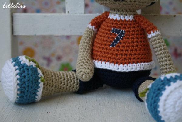 Amigurumi crochet boy doll pattern available on etsy by ... | 401x600
