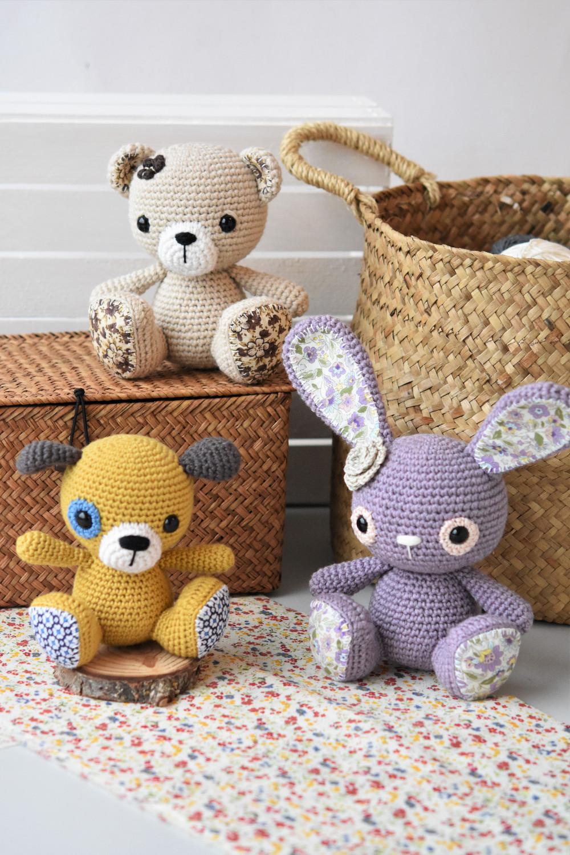 Molly Doll Amigurumi Free Crochet Pattern | 1500x1000