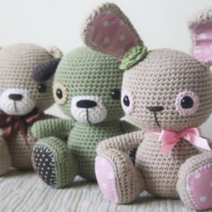 amigurumi cuties pattern