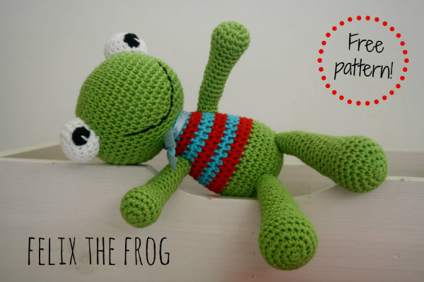 Felix The Frog Lilleliis