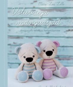amigurumi mänguasjade heegeldamise raamat