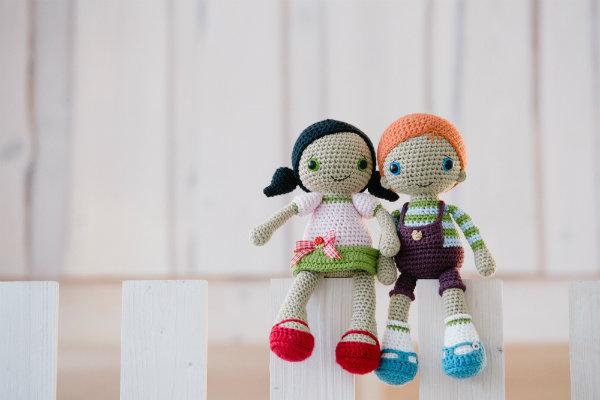 21 Amigurumi Doll Pattern Ideas For Professional Designers - Best ... | 400x600