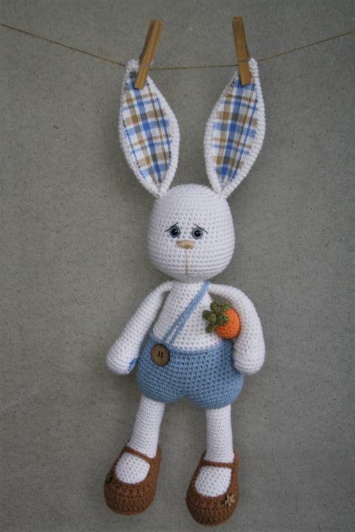 sissy bunny amigurumi pattern