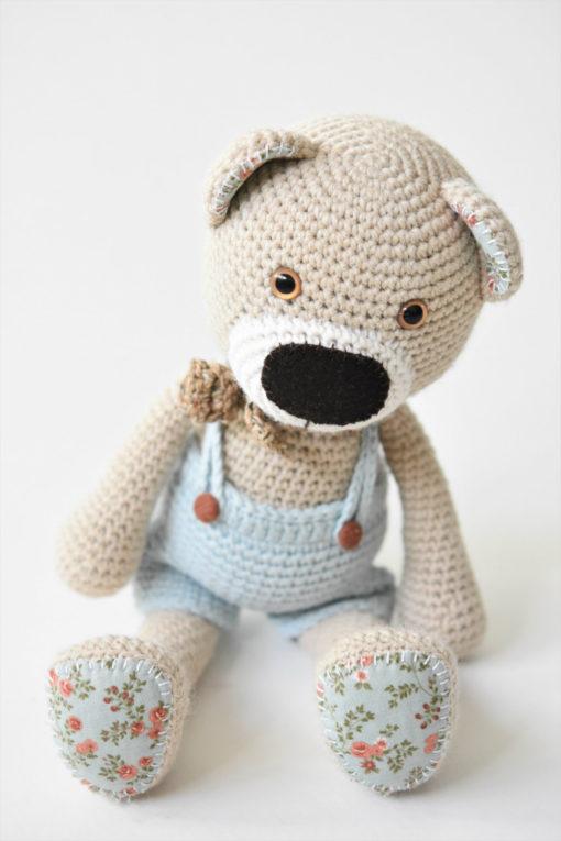 teddy theodor amigurumi pattern