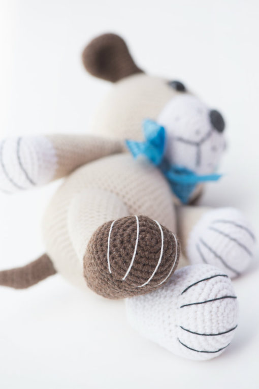 big puppy amigurumi pattern