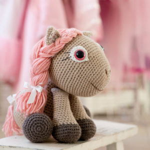 crochet pony toy pattern