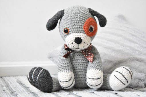 crochet big puppy pattern