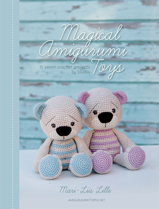 Magical Amigurumi Toys book