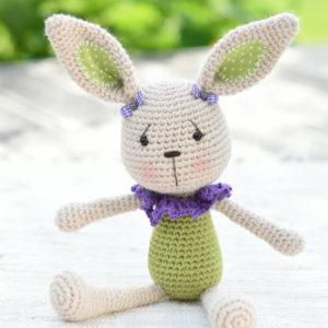 lace collar bunny amigurumi pattern (3)