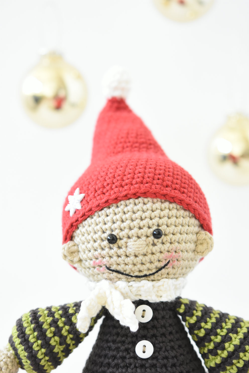 Jester The Christmas Gnome Amigurumi And Crochet