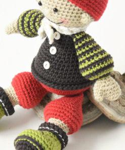 amigurumi gnome pattern