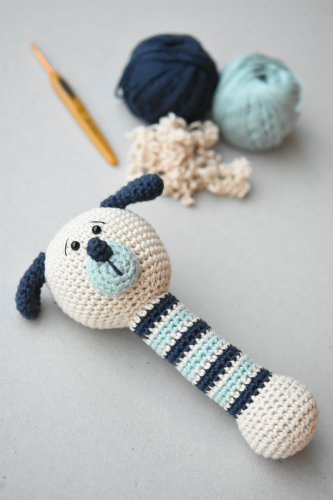 Ravelry: Bee Rattle pattern by Carolina Guzman | 500x333