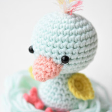 amigurumi chicken duck free pattern (1)
