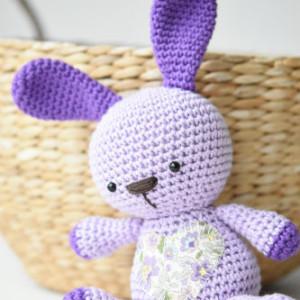 amigurumi crochet valentine bunny (6)