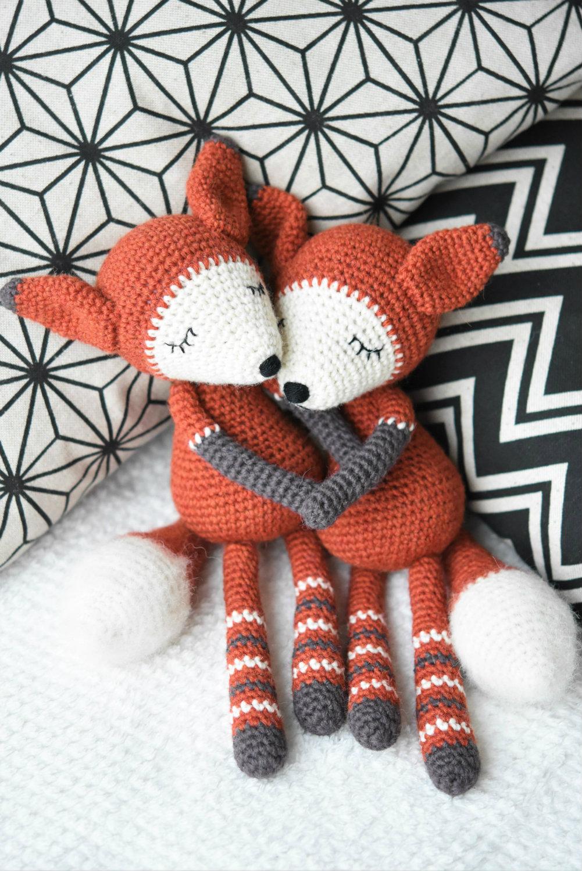Mystique The Fox Pdf Pattern Lilleliis