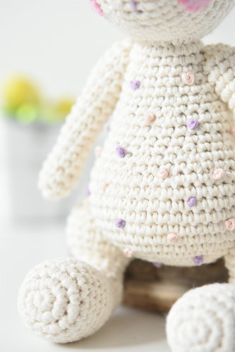 CANDY MOUSE AMIGURUMI | Crochet mouse, Crochet patterns amigurumi ... | 500x333
