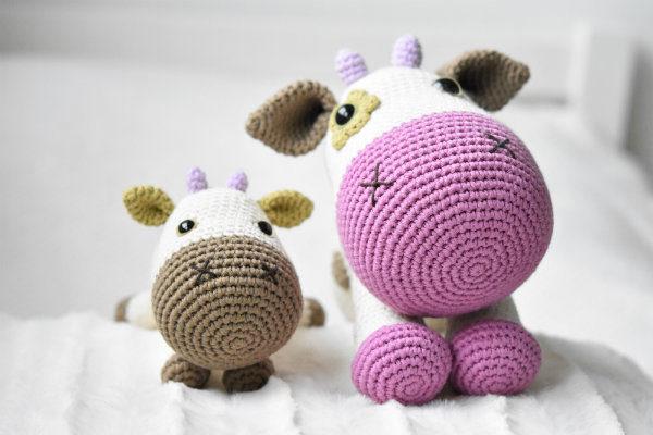 amigurumi cow pattern lilleliis (3)