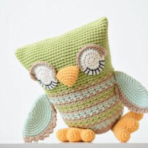 amigurumi owl baby toy (1)