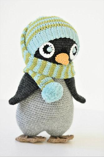 amigurumi soft toys penguin (1)