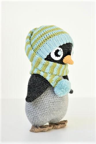 amigurumi soft toys penguin (2)