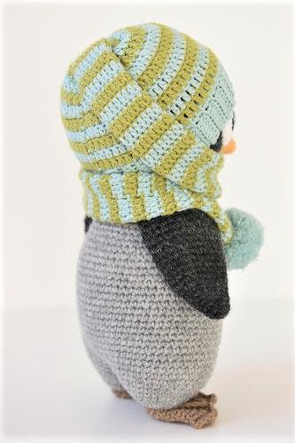 amigurumi soft toys penguin (4)