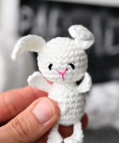 amigurumi itsy-bitsy bunny