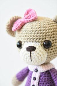sleepy ida bear itsy bitsy bunny amigurumi pattern (8)