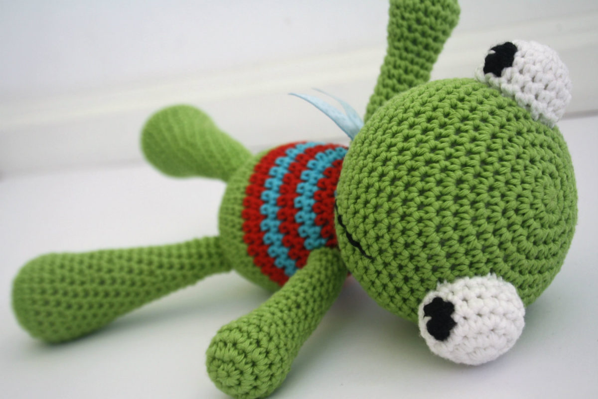Felix the frog lilleliis i put a lot of effort in creating the cuties writing patterns taking photos and offering you friendly customer service please show your respect towards bankloansurffo Gallery