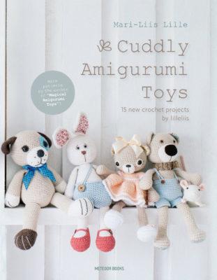 cuddly amigurumi toys book