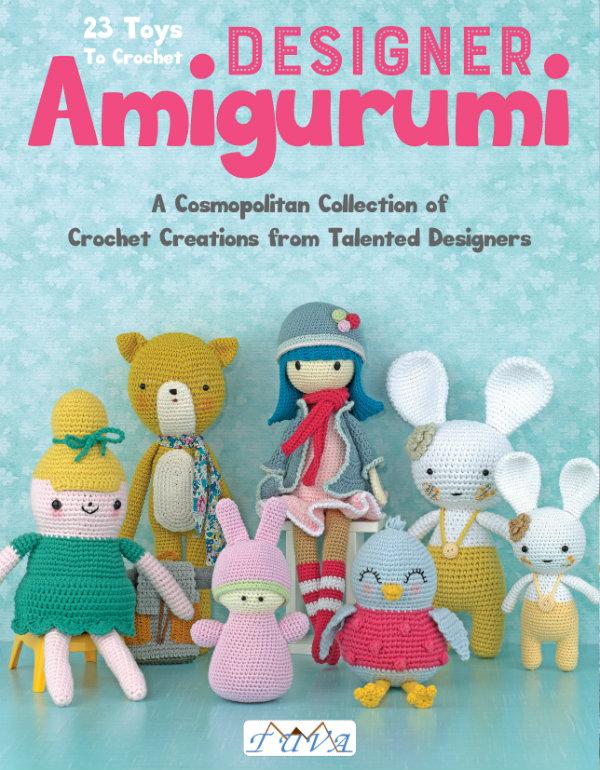 designer amigurumi book