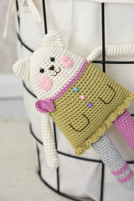 rag doll cat pattern