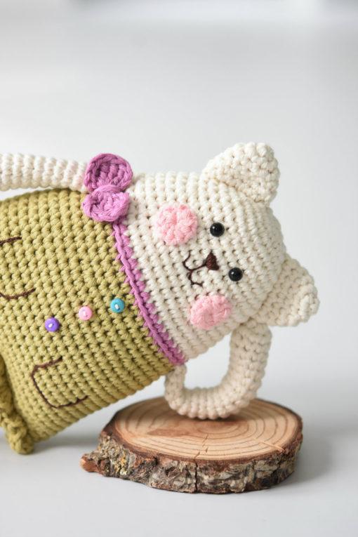 rag doll cat pattern