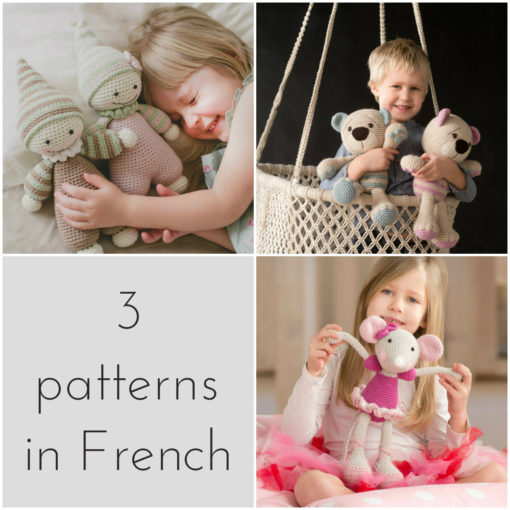 amigurumi patterns in french