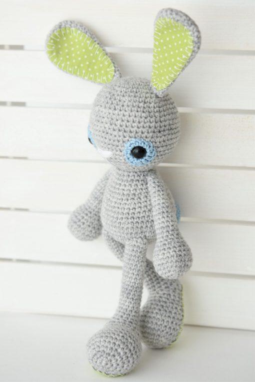 amigurumi cloudy day bunny