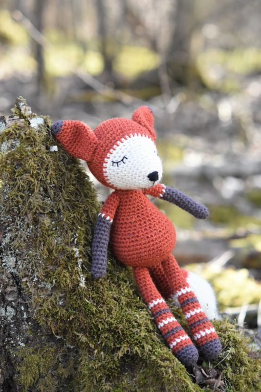 amigurumi fox pattern