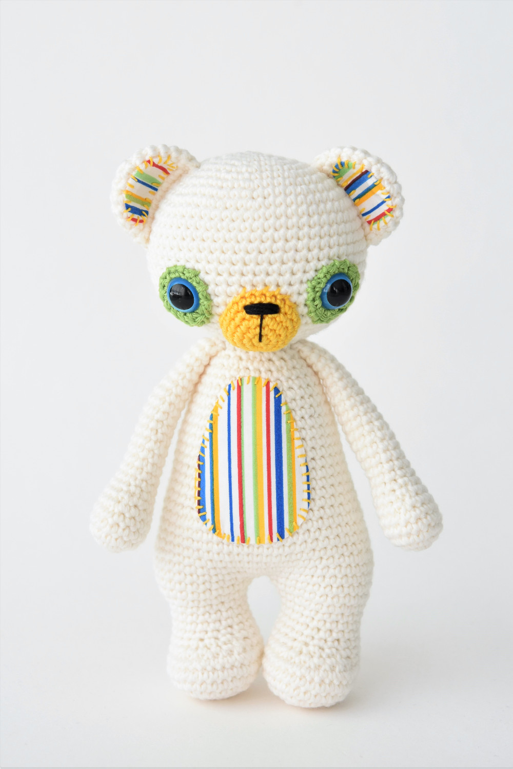 amigurumi treasure the teddy