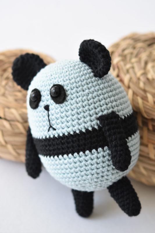 Amigurumi Pattern Premium: Kumiko Panda - Tarturumies | 800x533