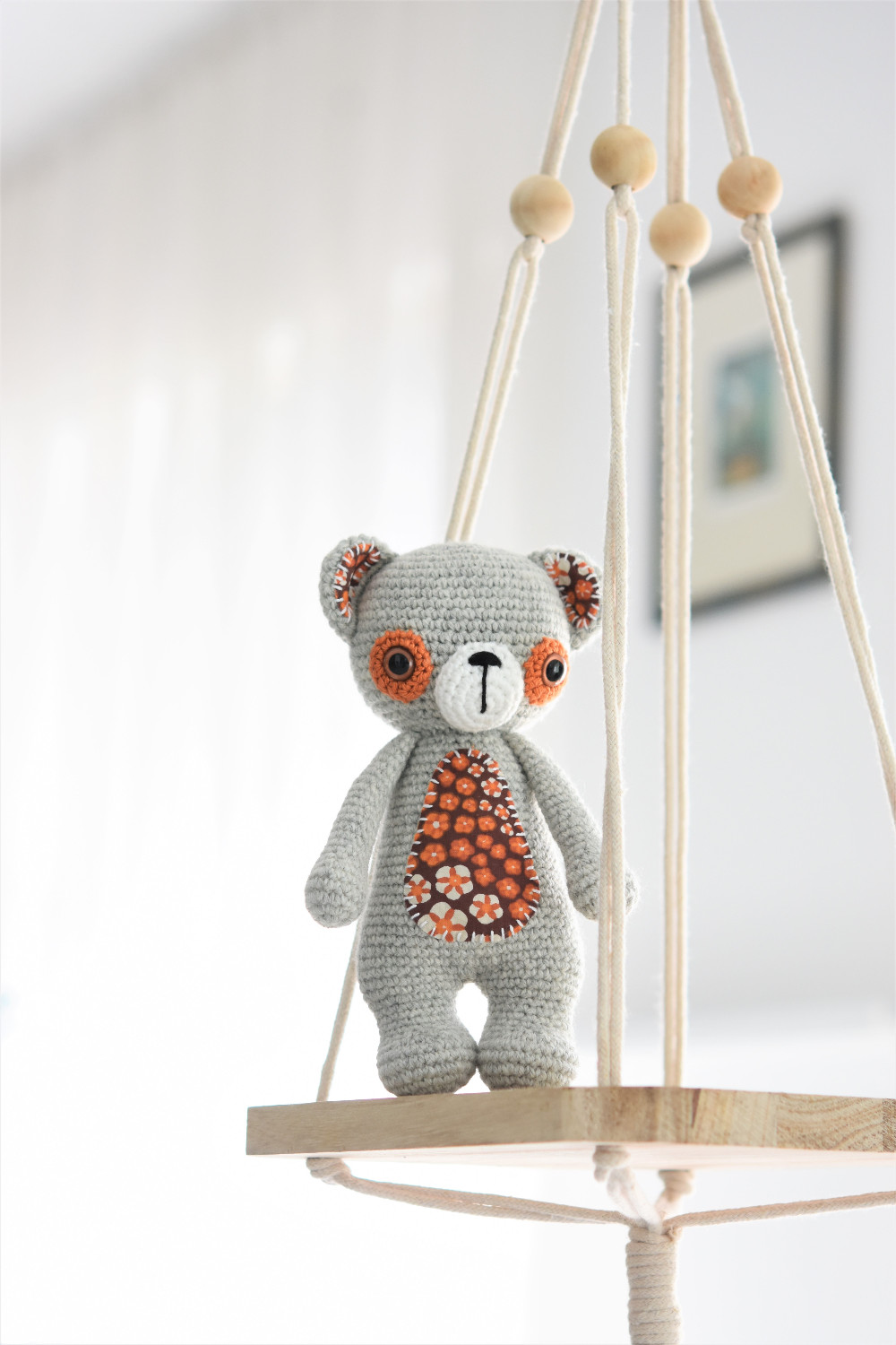treasure the teddy crochet challenge
