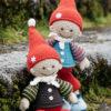 amigurumi crochet christmas gnome