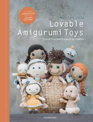Lovable Amigurumi Toys by lilleliis