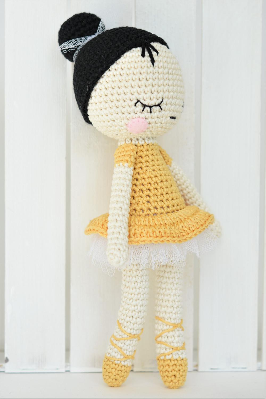 Owlishly: Brisa the ballerina amigurumi pattern available & a ...   1500x1000
