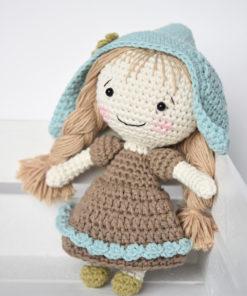 amigurumi thumbelina doll