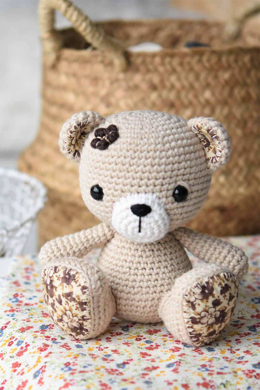 Little Bear Crocheted