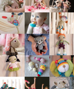 magical amigurumi toys patterns