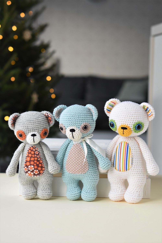 lilleliis teddy bears