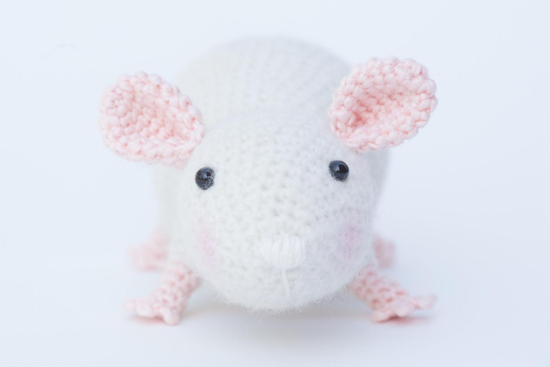 amigurumi rat pattern lilleliis